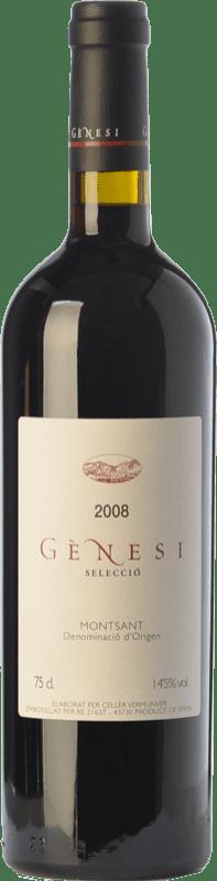 13,95 € Free Shipping   Red wine Vermunver Gènesi Selecció Crianza D.O. Montsant Catalonia Spain Grenache, Carignan Bottle 75 cl