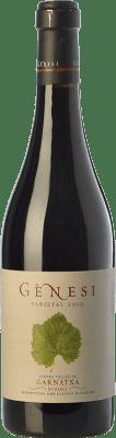 24,95 € Envío gratis | Vino tinto Vermunver Gènesi Varietal Vinyes Velles Garnatxa Crianza D.O. Montsant Cataluña España Garnacha Botella 75 cl