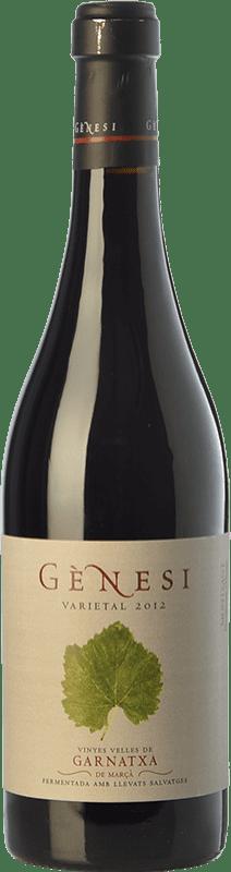 24,95 € Envoi gratuit   Vin rouge Vermunver Gènesi Varietal Vinyes Velles Garnatxa Crianza D.O. Montsant Catalogne Espagne Grenache Bouteille 75 cl