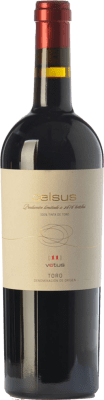 39,95 € Free Shipping | Red wine Vetus Celsus Crianza D.O. Toro Castilla y León Spain Tinta de Toro Bottle 75 cl