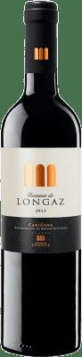 13,95 € Free Shipping   Red wine Victoria Dominio de Longaz Crianza D.O. Cariñena Aragon Spain Tempranillo, Merlot, Syrah, Cabernet Sauvignon Bottle 75 cl
