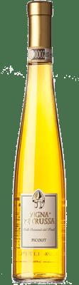 38,95 € Free Shipping | Sweet wine Vigna Petrussa D.O.C.G. Colli Orientali del Friuli Picolit Friuli-Venezia Giulia Italy Picolit Half Bottle 37 cl