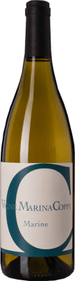27,95 € Free Shipping | White wine Coppi Marine D.O.C. Colli Tortonesi Piemonte Italy Favorita Bottle 75 cl