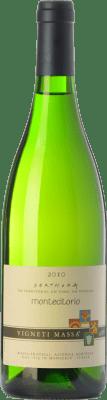 45,95 € Free Shipping | White wine Vigneti Massa Montecitorio D.O.C. Colli Tortonesi Piemonte Italy Bacca White Bottle 75 cl