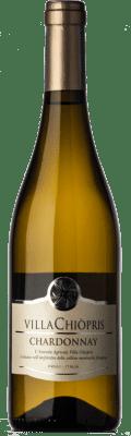 9,95 € Free Shipping | White wine Villa Chiòpris D.O.C. Friuli Grave Friuli-Venezia Giulia Italy Chardonnay Bottle 75 cl