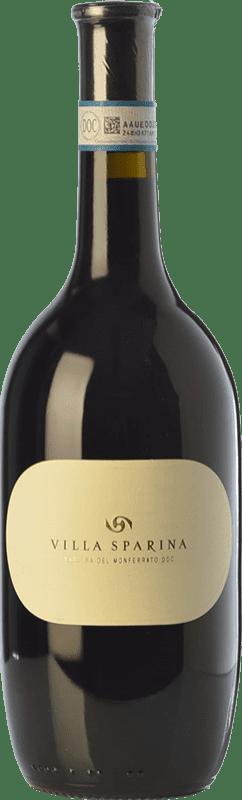 14,95 € Free Shipping   Red wine Villa Sparina D.O.C. Barbera del Monferrato Piemonte Italy Barbera Bottle 75 cl