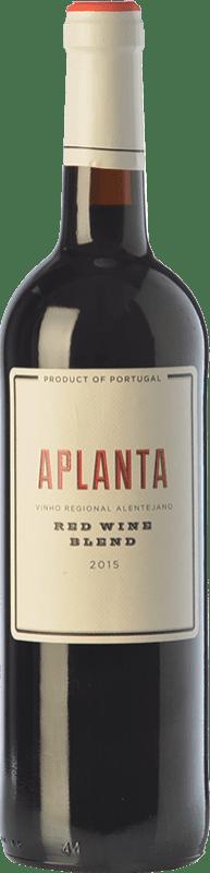 9,95 € Envoi gratuit | Vin rouge Vinos del Atlántico Aplanta Crianza I.G. Alentejo Alentejo Portugal Grenache Tintorera, Aragonez Bouteille 75 cl