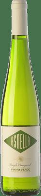 13,95 € Free Shipping | White wine Vinos del Atlántico Asnella I.G. Vinho Verde Vinho Verde Portugal Loureiro, Arinto Bottle 75 cl