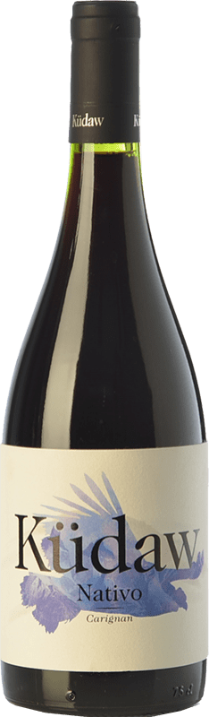 17,95 € Free Shipping   Red wine Vintae Chile Küdaw Nativo Carignan Crianza I.G. Valle Central Central Valley Chile Carignan Bottle 75 cl