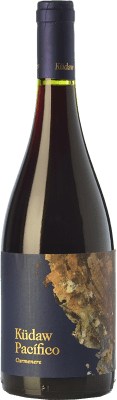 17,95 € Free Shipping | Red wine Vintae Chile Küdaw Pacífico Crianza I.G. Valle de Colchagua Colchagua Valley Chile Carmenère Bottle 75 cl