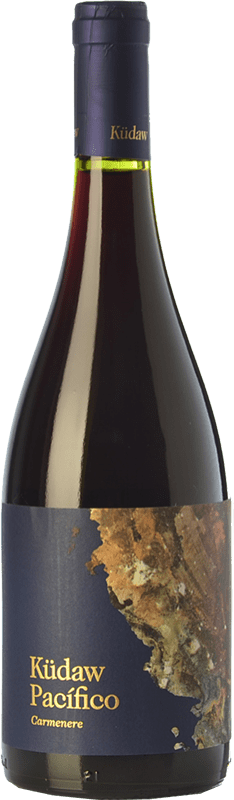 13,95 € Free Shipping   Red wine Vintae Chile Küdaw Pacífico Crianza I.G. Valle de Colchagua Colchagua Valley Chile Carmenère Bottle 75 cl