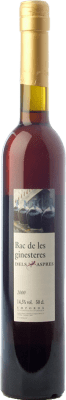 39,95 € Free Shipping | Sweet wine Aspres Bac de les Ginesteres D.O. Empordà Catalonia Spain Grenache Grey Half Bottle 50 cl | Thousands of wine lovers trust us to get the best price guarantee, free shipping always and hassle-free shopping and returns.