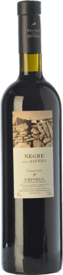 15,95 € Kostenloser Versand   Rotwein Aspres Negre Crianza D.O. Empordà Katalonien Spanien Grenache, Cabernet Sauvignon, Carignan Flasche 75 cl