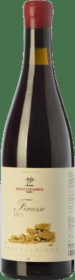 17,95 € Envoi gratuit | Vin rouge Vinyes d'en Gabriel Finesse Joven D.O. Montsant Catalogne Espagne Grenache Bouteille 75 cl