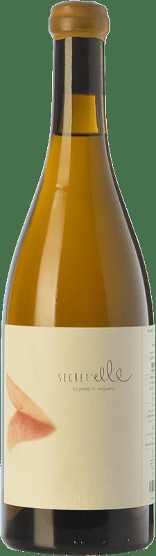 62,95 € Envoi gratuit | Vin blanc Vinyes d'en Gabriel Secret'Elle Crianza D.O. Montsant Catalogne Espagne Grenache Blanc Bouteille 75 cl