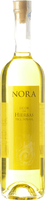 12,95 € Free Shipping | Herbal liqueur Viña Nora D.O. Orujo de Galicia Galicia Spain Bottle 70 cl