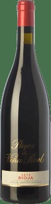 64,95 € Free Shipping | Red wine Viña Real Pagos Crianza 2010 D.O.Ca. Rioja The Rioja Spain Tempranillo Bottle 75 cl