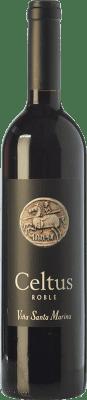 6,95 € Envío gratis | Vino tinto Santa Marina Celtus Joven I.G.P. Vino de la Tierra de Extremadura Extremadura España Tempranillo Botella 75 cl