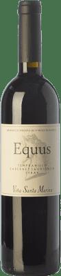 7,95 € Envoi gratuit | Vin rouge Santa Marina Equus Joven I.G.P. Vino de la Tierra de Extremadura Estrémadure Espagne Tempranillo, Syrah, Cabernet Sauvignon Bouteille 75 cl