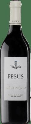 349,95 € Kostenloser Versand | Rotwein Viña Sastre Pesus Reserva D.O. Ribera del Duero Kastilien und León Spanien Tempranillo, Merlot, Cabernet Sauvignon Flasche 75 cl