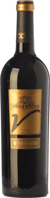 15,95 € Free Shipping | Red wine Viña Vilano Reserva D.O. Ribera del Duero Castilla y León Spain Tempranillo Bottle 75 cl