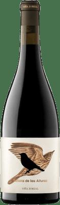 17,95 € Kostenloser Versand | Rotwein Viña Zorzal Señora de las Alturas Crianza D.O. Navarra Navarra Spanien Tempranillo, Grenache, Graciano Flasche 75 cl