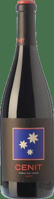 32,95 € Free Shipping | Red wine Viñas del Cénit Crianza D.O. Tierra del Vino de Zamora Castilla y León Spain Tempranillo Bottle 75 cl