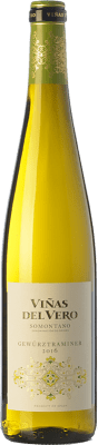 16,95 € Envoi gratuit | Vin blanc Viñas del Vero D.O. Somontano Aragon Espagne Gewürztraminer Bouteille 75 cl