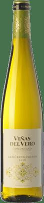 14,95 € Free Shipping | White wine Viñas del Vero D.O. Somontano Aragon Spain Gewürztraminer Bottle 75 cl