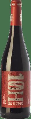 7,95 € Envoi gratuit | Vin rouge Viñedos de Altura 10H Crianza D.O.Ca. Rioja La Rioja Espagne Tempranillo, Graciano, Mazuelo Bouteille 75 cl