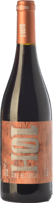 12,95 € Envoi gratuit | Vin rouge Viñedos de Altura 10H Reserva D.O.Ca. Rioja La Rioja Espagne Tempranillo Bouteille 75 cl