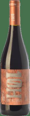 12,95 € Envío gratis | Vino tinto Viñedos de Altura 10H Reserva D.O.Ca. Rioja La Rioja España Tempranillo Botella 75 cl