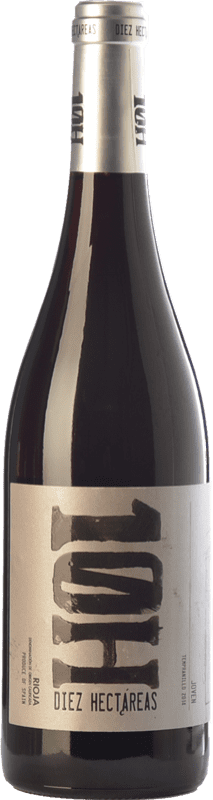 5,95 € Envío gratis | Vino tinto Viñedos de Altura 10H Joven D.O.Ca. Rioja La Rioja España Tempranillo Botella 75 cl