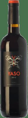 16,95 € Envoi gratuit | Vin rouge Viñedos de Yaso Joven D.O. Toro Castille et Leon Espagne Tinta de Toro Bouteille 75 cl