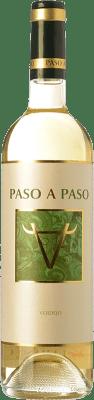5,95 € Kostenloser Versand | Weißwein Volver Paso a Paso D.O. La Mancha Kastilien-La Mancha Spanien Verdejo Flasche 75 cl