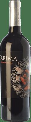 5,95 € Kostenloser Versand | Rotwein Volver Tarima Joven D.O. Alicante Valencianische Gemeinschaft Spanien Monastrell Flasche 75 cl