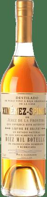 82,95 € Free Shipping | Brandy Ximénez-Spínola Criaderas Diez Mil Botellas D.O. Jerez-Xérès-Sherry Andalusia Spain Bottle 70 cl