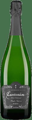 6,95 € Kostenloser Versand   Weißer Sekt Yllera Cantosán Brut Natur D.O. Rueda Kastilien und León Spanien Verdejo Flasche 75 cl