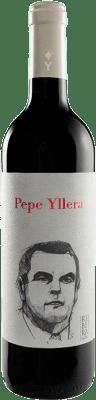 8,95 € Envoi gratuit | Vin rouge Yllera Boada Pepe Roble D.O. Ribera del Duero Castille et Leon Espagne Tempranillo Bouteille 75 cl