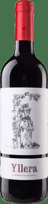 8,95 € Envoi gratuit | Vin rouge Yllera Crianza I.G.P. Vino de la Tierra de Castilla y León Castille et Leon Espagne Tempranillo Bouteille 75 cl