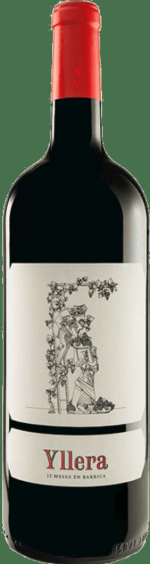 19,95 € Free Shipping | Red wine Yllera Crianza I.G.P. Vino de la Tierra de Castilla y León Castilla y León Spain Tempranillo Magnum Bottle 1,5 L