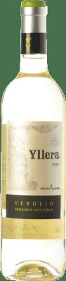 8,95 € Envoi gratuit | Vin blanc Yllera Joven D.O. Rueda Castille et Leon Espagne Verdejo Bouteille 75 cl