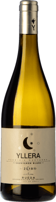 7,95 € Free Shipping | White wine Yllera D.O. Rueda Castilla y León Spain Sauvignon White Bottle 75 cl