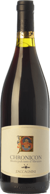 12,95 € Envoi gratuit | Vin rouge Zaccagnini Chronicon D.O.C. Montepulciano d'Abruzzo Abruzzes Italie Montepulciano Bouteille 75 cl