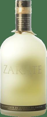 17,95 € Kostenloser Versand | Kräuterlikör Zárate D.O. Orujo de Galicia Galizien Spanien Halbe Flasche 50 cl