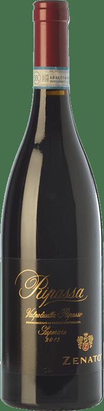 18,95 € Envoi gratuit   Vin rouge Zenato Superiore D.O.C. Valpolicella Ripasso Vénétie Italie Corvina, Rondinella, Oseleta Bouteille 75 cl