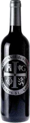 3,95 € Free Shipping | Red wine Thesaurus Cosechero Joven Spain Tempranillo Bottle 75 cl