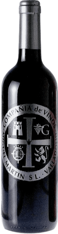 2,95 € Free Shipping | Red wine Thesaurus Cosechero Joven Spain Tempranillo Bottle 75 cl