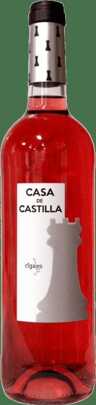5,95 € Envoi gratuit   Vin rose Thesaurus Casa Castilla Joven D.O. Cigales Castille et Leon Espagne Tempranillo Bouteille 75 cl