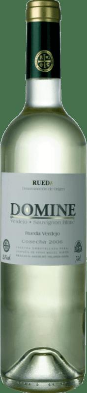 4,95 € Kostenloser Versand   Weißwein Thesaurus Domine Joven D.O. Rueda Kastilien und León Spanien Verdejo, Sauvignon Weiß Flasche 75 cl